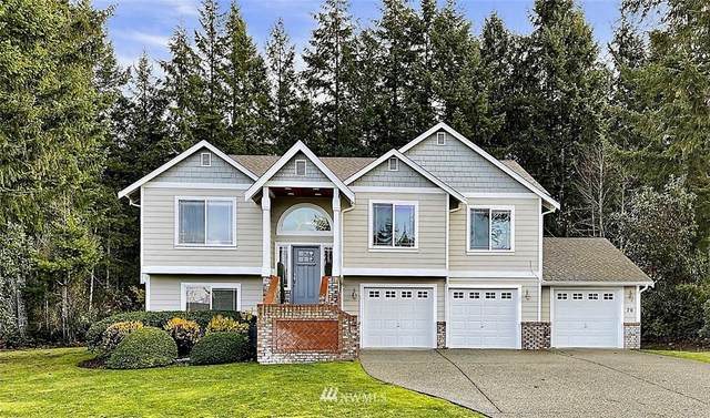 70 NE Daybreak Drive, Belfair, WA 98528 (#1691197) :: Priority One Realty Inc.