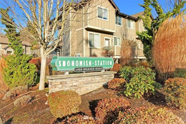 1900 Weaver Road E-102, Snohomish, WA 98290 (#1691198) :: The Snow Group