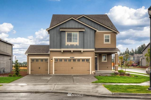 19811 152nd St Court E #3, Bonney Lake, WA 98391 (#1691273) :: Ben Kinney Real Estate Team