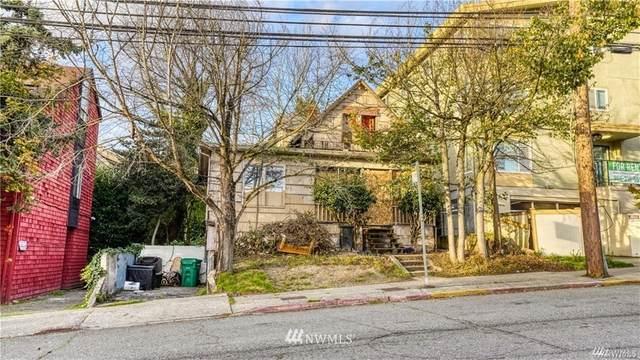 708 NE 42nd Street, Seattle, WA 98105 (#1691314) :: Canterwood Real Estate Team