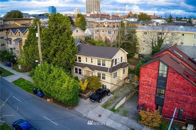 4206 7th Avenue NE, Seattle, WA 98105 (#1691440) :: Canterwood Real Estate Team