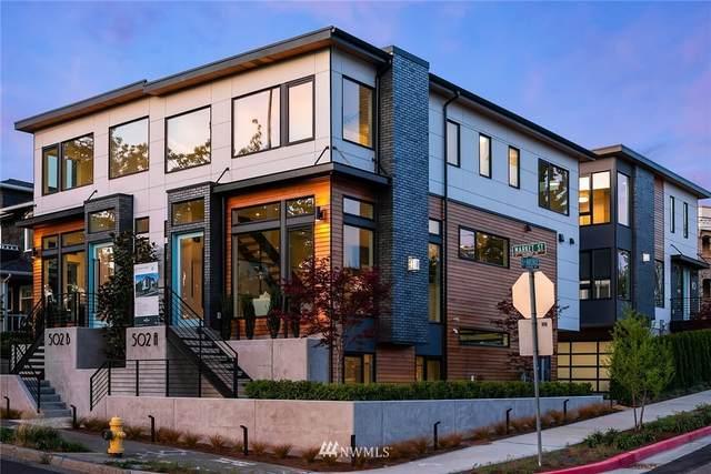 502 Market Street A, Kirkland, WA 98033 (#1691484) :: Lucas Pinto Real Estate Group