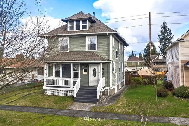 907 S Cushman Avenue, Tacoma, WA 98405 (#1691501) :: Pacific Partners @ Greene Realty