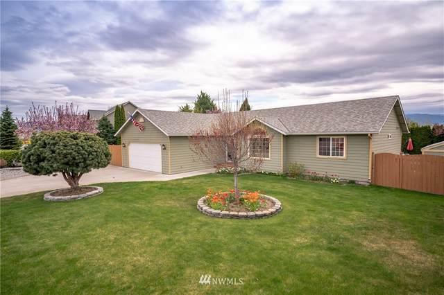 2451 Plateau Drive, East Wenatchee, WA 98802 (#1691513) :: Icon Real Estate Group