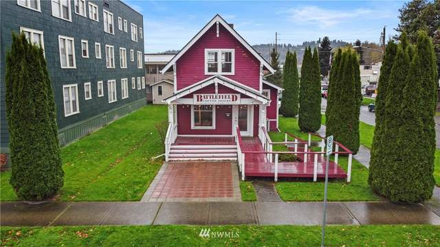 129 A Street Nw, Auburn, WA 98001 (#1691574) :: Keller Williams Realty