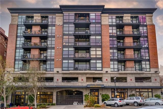 708 Market Street #607, Tacoma, WA 98402 (#1691642) :: Icon Real Estate Group