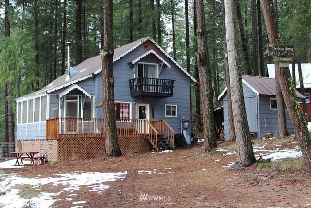 21722 Palomino Road, Leavenworth, WA 98826 (#1691682) :: Lucas Pinto Real Estate Group