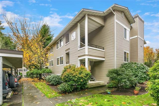 10008 NE 120th Lane C203, Kirkland, WA 98034 (#1691754) :: The Shiflett Group