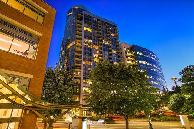 820 Blanchard Street #1110, Seattle, WA 98121 (#1691883) :: Icon Real Estate Group