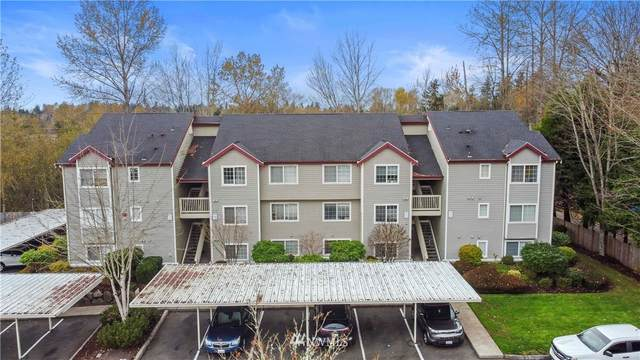 13306 SE 272nd Street F103, Kent, WA 98042 (#1691887) :: Ben Kinney Real Estate Team