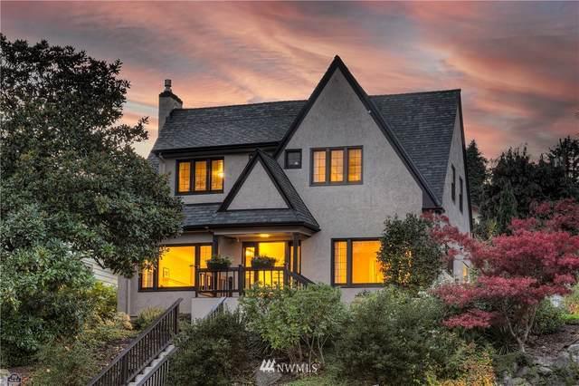 2707 Boyer Avenue E, Seattle, WA 98102 (#1691888) :: M4 Real Estate Group