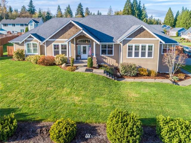27704 79th Avenue Ct E, Graham, WA 98338 (#1691910) :: Better Properties Lacey