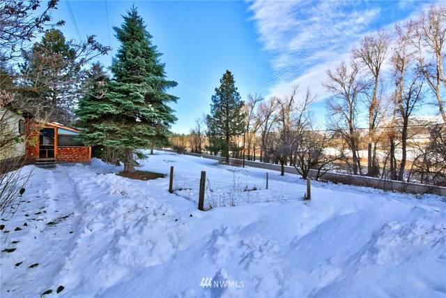 877 Twisp-Carlton Road, Twisp, WA 98856 (#1691942) :: Ben Kinney Real Estate Team