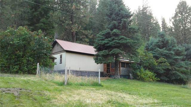 877 Twisp-Carlton Road, Twisp, WA 98856 (#1691942) :: Northern Key Team