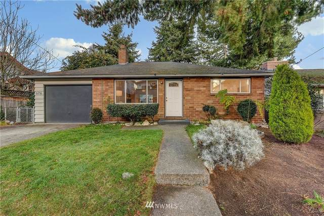 6716 23rd Avenue NW, Seattle, WA 98117 (#1691990) :: The Robinett Group