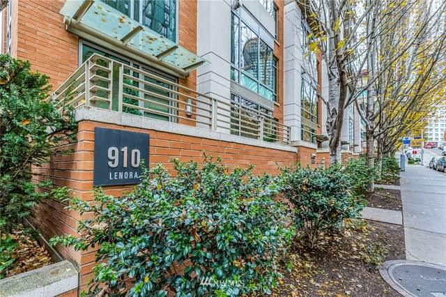 910 Lenora Street S205, Seattle, WA 98121 (#1692006) :: Icon Real Estate Group