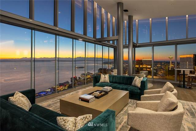121 Stewart Street #607, Seattle, WA 98101 (#1692068) :: The Robinett Group