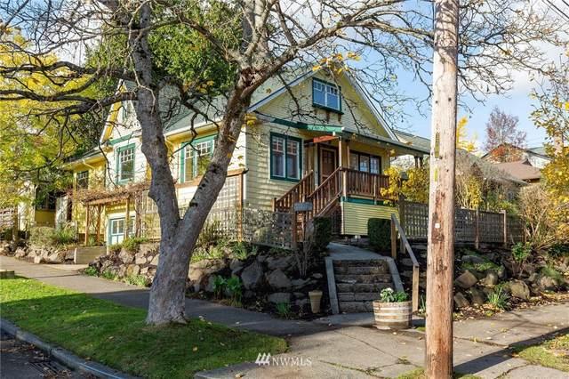 5203 38th Avenue NE, Seattle, WA 99810 (#1692101) :: Ben Kinney Real Estate Team