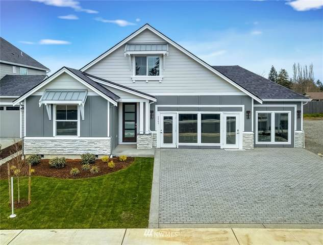 2233 94th (Lot 06) Avenue Ct E, Edgewood, WA 98371 (#1692133) :: The Robinett Group