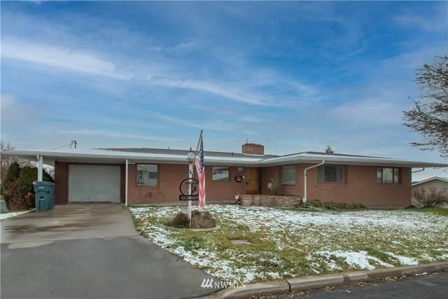 401 W 9th Avenue, Ritzville, WA 99169 (#1692223) :: Ben Kinney Real Estate Team
