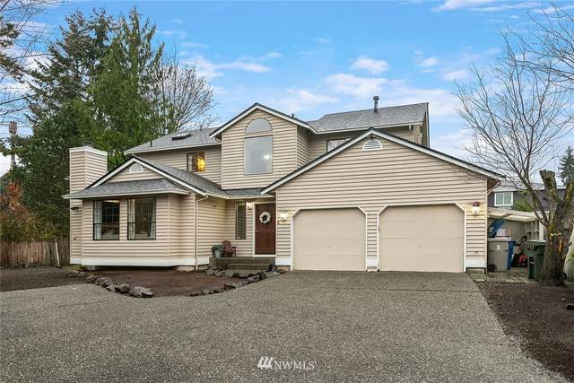 22023 117th Avenue SE, Kent, WA 98031 (#1692288) :: Front Street Realty