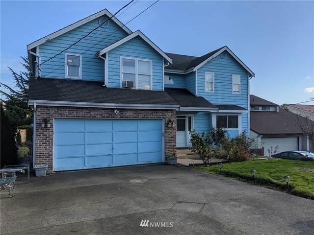 5412 25th Avenue S, Seattle, WA 98108 (#1692301) :: Pacific Partners @ Greene Realty