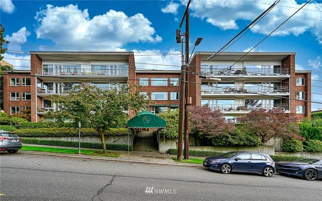 530 W Olympic Place #104, Seattle, WA 98119 (#1692365) :: Icon Real Estate Group