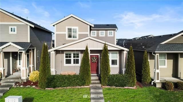 14409 Lockwood Lane SE, Yelm, WA 98597 (#1692385) :: M4 Real Estate Group