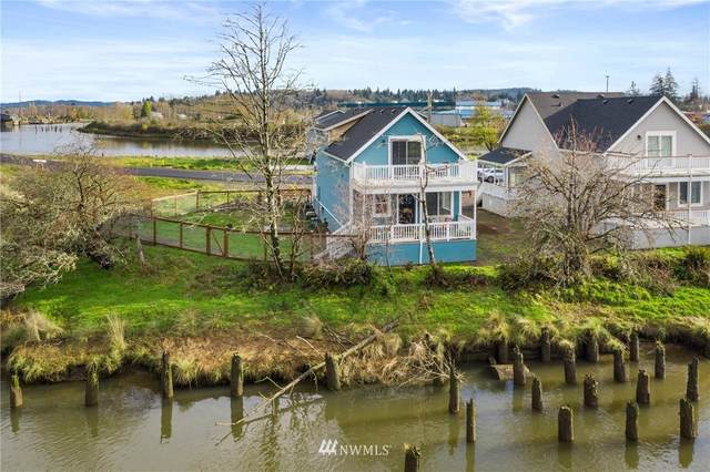 307 Island Ln, Raymond, WA 98577 (#1692391) :: Ben Kinney Real Estate Team