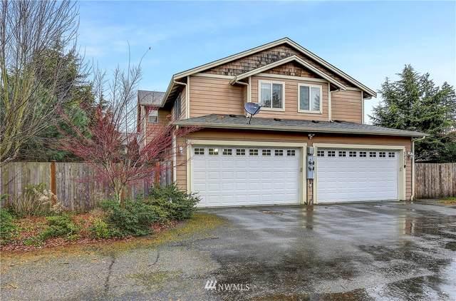 3907 148th Street SW B, Lynnwood, WA 98087 (#1692458) :: Ben Kinney Real Estate Team