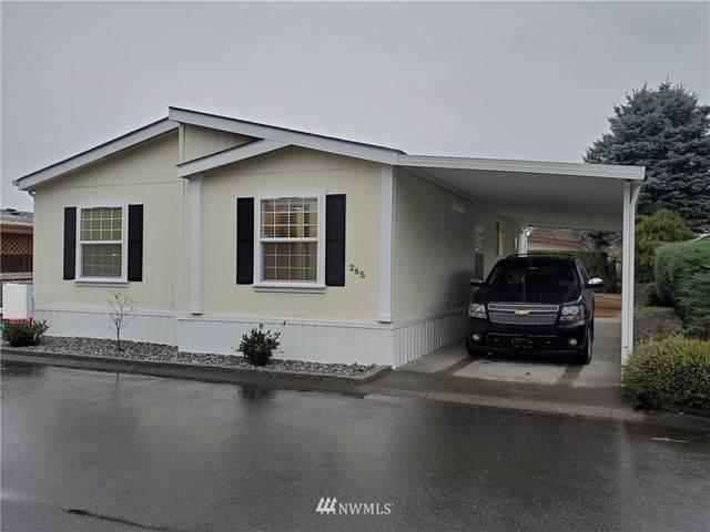 1402 22nd Street NE #265, Auburn, WA 98002 (#1692501) :: Keller Williams Realty
