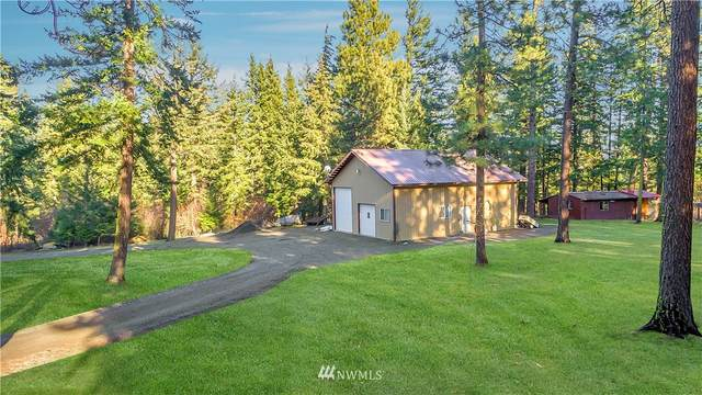 730 Bull Elk Road, Cle Elum, WA 98922 (#1692549) :: Keller Williams Realty