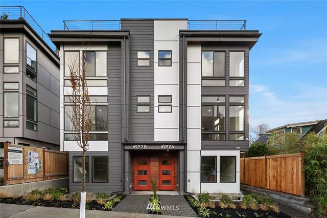 1629 S King Street, Seattle, WA 98144 (#1692633) :: M4 Real Estate Group