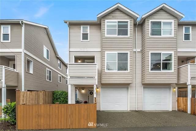 1313 N 88th Street, Seattle, WA 98103 (#1692634) :: Beach & Blvd Real Estate Group