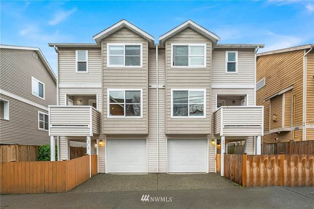 1313 N 88th Street, Seattle, WA 98103 (#1692641) :: Beach & Blvd Real Estate Group