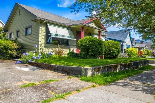 2126 N Dexter Avenue, Seattle, WA 98109 (#1692680) :: Icon Real Estate Group