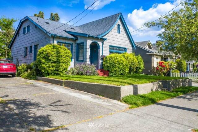 2122 Dexter Avenue N, Seattle, WA 98109 (#1692684) :: Icon Real Estate Group
