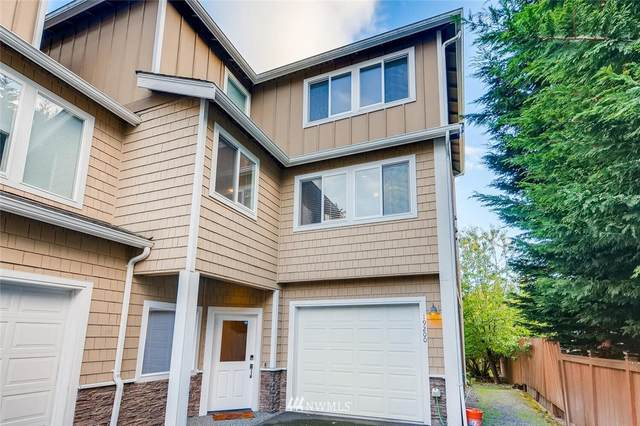 19200 14th Lane NW #19200, Shoreline, WA 98177 (#1692764) :: Engel & Völkers Federal Way