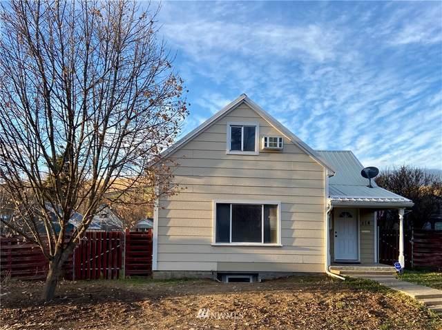 114 W Washington Avenue, Dayton, WA 99328 (#1692838) :: NW Home Experts