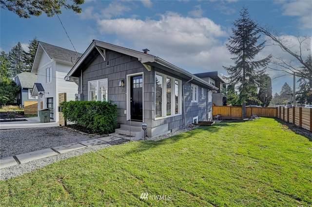 3021 SW Trenton Street A, Seattle, WA 98126 (#1692877) :: The Snow Group