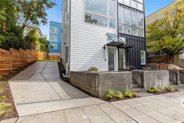 926 14th Avenue, Seattle, WA 98122 (#1693094) :: Ben Kinney Real Estate Team