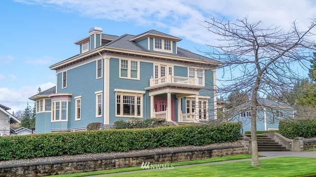 1005 N Broadway Street, Aberdeen, WA 98520 (#1693143) :: Mike & Sandi Nelson Real Estate
