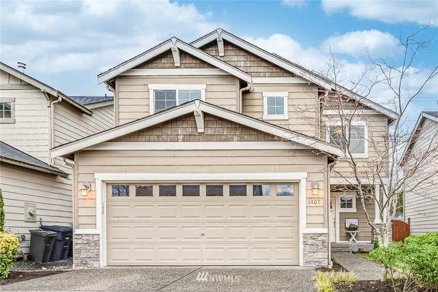 1407 78th Drive SE, Lake Stevens, WA 98258 (#1693173) :: The Kendra Todd Group at Keller Williams