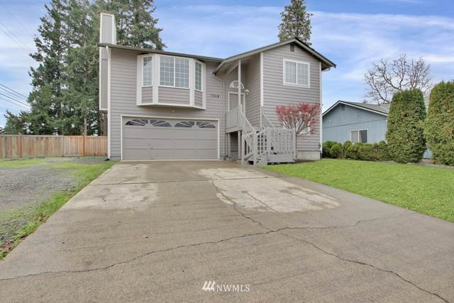 17514 16th Avenue E, Spanaway, WA 98387 (#1693177) :: Pacific Partners @ Greene Realty