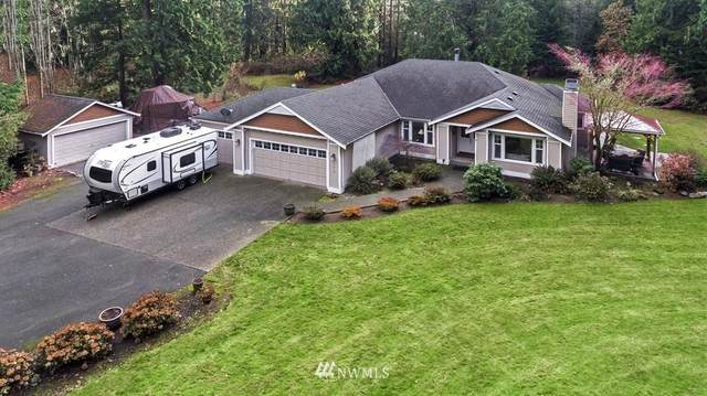 19010 93rd Street SE, Snohomish, WA 98290 (#1693182) :: M4 Real Estate Group