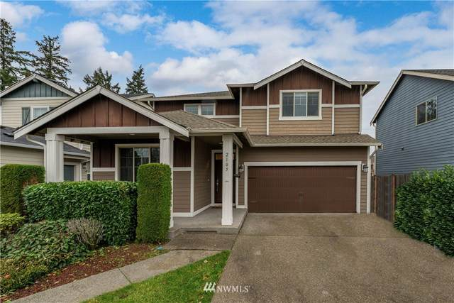 2105 184th Street Ct E, Spanaway, WA 98387 (#1693203) :: Priority One Realty Inc.