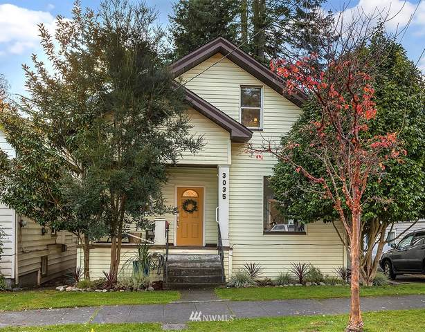 3035 NW 61st Street, Seattle, WA 98107 (#1693243) :: NW Home Experts