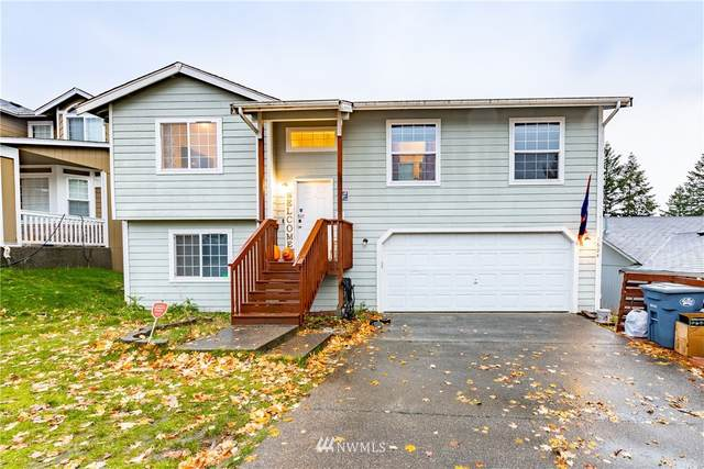 1604 200th Street Ct SE, Spanaway, WA 98387 (#1693254) :: Pacific Partners @ Greene Realty