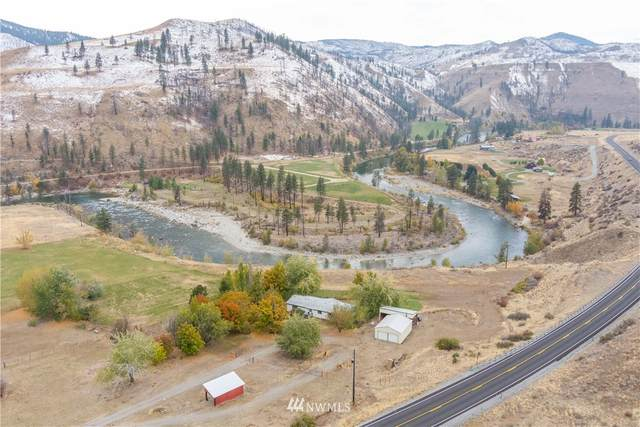 1249 Hwy 153, Methow, WA 98834 (#1693299) :: Tribeca NW Real Estate