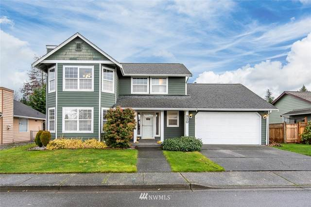 320 S 28th Street, Mount Vernon, WA 98274 (#1693380) :: NextHome South Sound